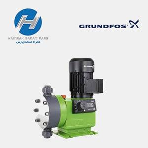 Grundfos dosing pump